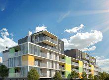 New Park - Ilot NB : programme neuf à Saint-Genis-Pouilly