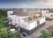 Les Terrasses Boisées : programme neuf à Saint-Nazaire