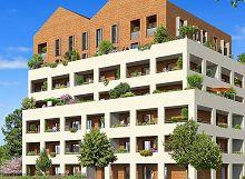 Les Apparts - Côté Jardin : programme neuf à Neuilly-sur-Marne