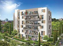 Colline D´azur : programme neuf à Marseille