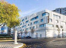 Paris Porte Pouchet : programme neuf à Paris intra-muros