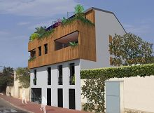 Carré Bella : programme neuf à Montpellier