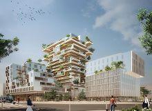 Hyperion : programme neuf à Bordeaux