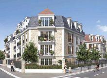 Le Clos des Vignes : programme neuf à Villiers-sur-Marne