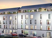 Villa Madame : programme neuf à Nantes