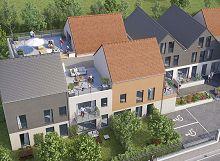 Les Terrasses de Lagny : programme neuf à Lagny-sur-Marne