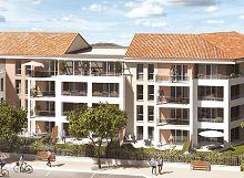 Résidence des Sarments : programme neuf à Saint-Cyr-sur-Mer