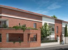 Residence Tempo Verde : programme neuf à Toulouse