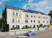 Villa Saint Félix : programme neuf à Nantes