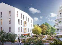 Les jardins d´Ostara : programme neuf au Havre
