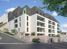 Les Balcons du Rempart : programme neuf à Poitiers