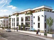 Villa Bertillon : programme neuf à Longjumeau