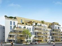 Jardin Secret : programme neuf à Dijon