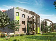 Le Carre Des Vignes : programme neuf à Amiens