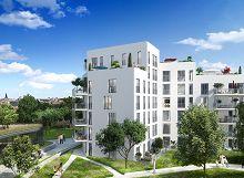IntenCité : programme neuf à Dijon
