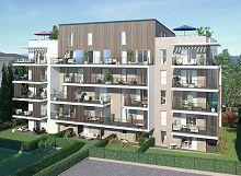 Villa Surya : programme neuf à Nice