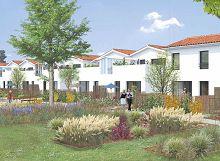 Green Cottage : programme neuf à Saint-Médard-en-Jalles