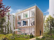 122 Damremont : programme neuf à Paris intra-muros