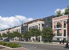 Villa Carnot : programme neuf à Croissy-sur-Seine