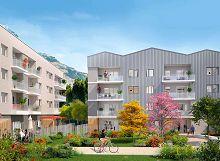 Hello Garden : programme neuf à Saint-Martin-d'Hères