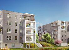 Cap Green : programme neuf à Saint-Martin-d'Hères