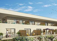 Résidence Mathias : programme neuf à Sainte-Maxime
