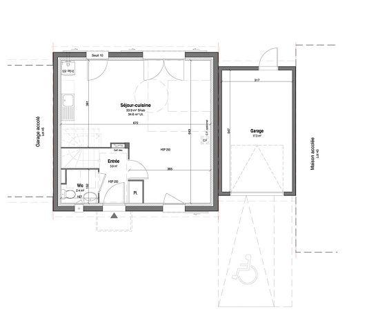 Maison N 44 Les Jardins Des Impressionnistes T4 De