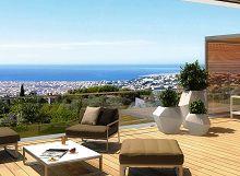 Le Domaine de Gairaut : programme neuf à Nice