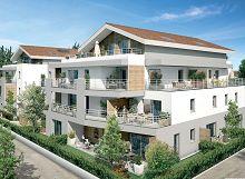Villa SÉrÉna : programme neuf à Prévessin-Moëns
