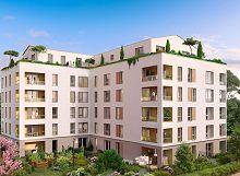 Arboréa : programme neuf à Dijon
