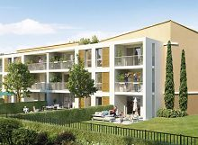 Aqua Verde : programme neuf à Aix-en-Provence