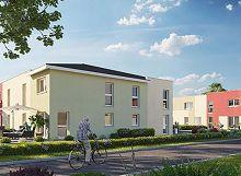 Les Carres De Soie : programme neuf à Soultz-Haut-Rhin