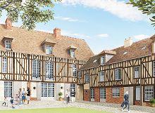 Hôtel du Lion d´Or : programme neuf à Beauvais