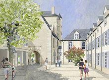 Hôtel d´Estissac : programme neuf à Poitiers