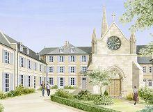Couvent Miséricorde : programme neuf à Poitiers