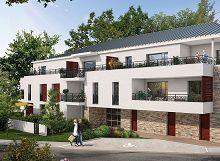 Tilia : programme neuf à Chambray-lès-Tours
