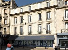 Rue Contrescarpe : programme neuf à Bordeaux