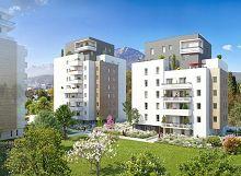 Park En Scène : programme neuf à Grenoble