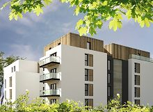 Green Art : programme neuf à Brest