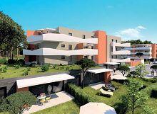 Grand Large - Bâtiment A : programme neuf à Sérignan