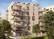 Coté Jardin : programme neuf à Châtenay-Malabry