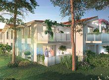 Villa Sahoutous : programme neuf à Gujan-Mestras