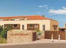 Le Clos Sauvet : programme neuf à Saint-Cyr-sur-Mer