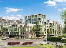 Résidence Du Croisé D´Ascq - Bât C : programme neuf à Villeneuve-d'Ascq