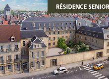 Courtille Sainte-Marthe : programme neuf à Dijon