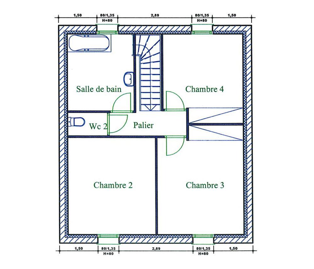 Programme plan maison fabulous les couleurs le type de - Programme pour plan de maison ...