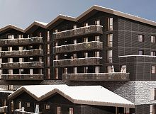 La Restanque : programme neuf à Mont-de-Lans