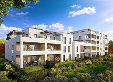 Les Jardins des Accates : programme neuf à Marseille