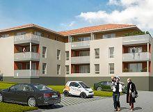Espace Leman : programme neuf à Péron