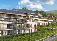 Les Terrasses Pacots : programme neuf à Aix-les-Bains
